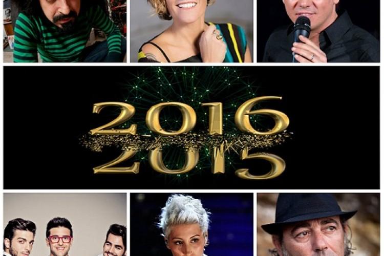 Capodanno 2016, i concerti in piazza
