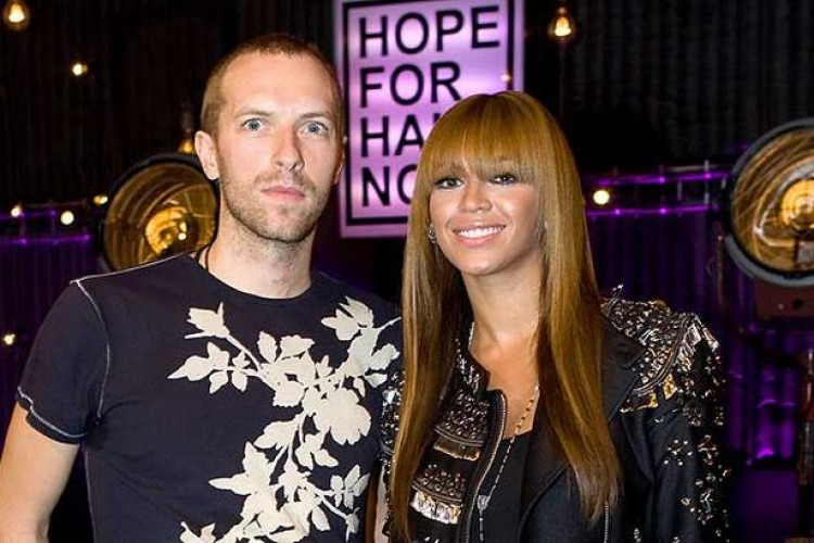 Coldplay, nuovo singolo e video con Beyonce'