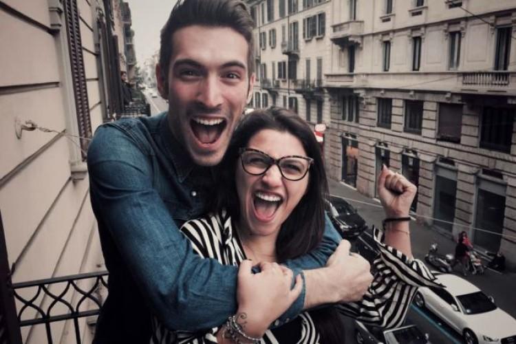 Sanremo 2016, Caccamo e Iurato: 'La nostra è vera amicizia'