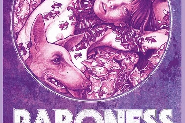 L'energia rock dei Baroness a Milano