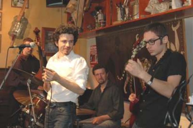 Max Lazzarin & Marco Pandolfi: che coppia...di Blues!