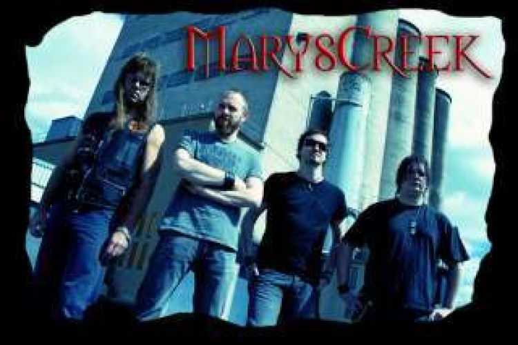 Intervista con Stefen Halldin (batterista dei Marys Creek)