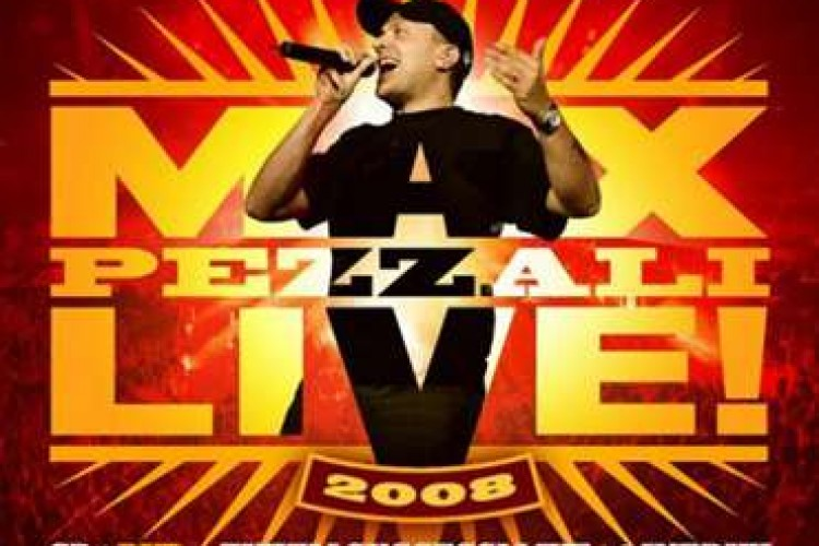 Max Pezzali all'MTV Day