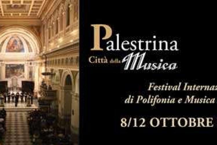 Palestrina: il via al Festival della musica polifonica