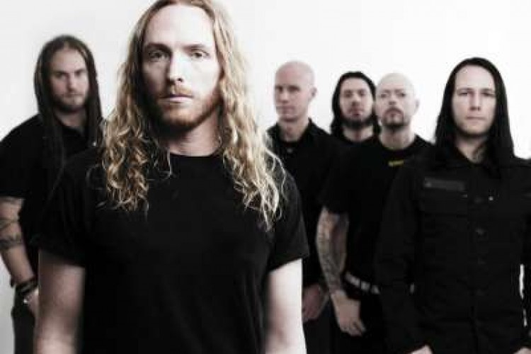 Dark Tranquillity all'Alpheus Club