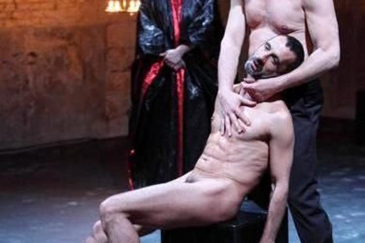 SPECIALE TEATRO-FESTIVAL-ITALIA: Sade e l'estetica del disturbante