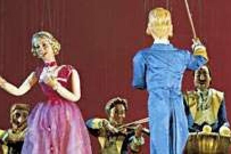 Le Marionette di Podrecca fra teatro, musica e magia