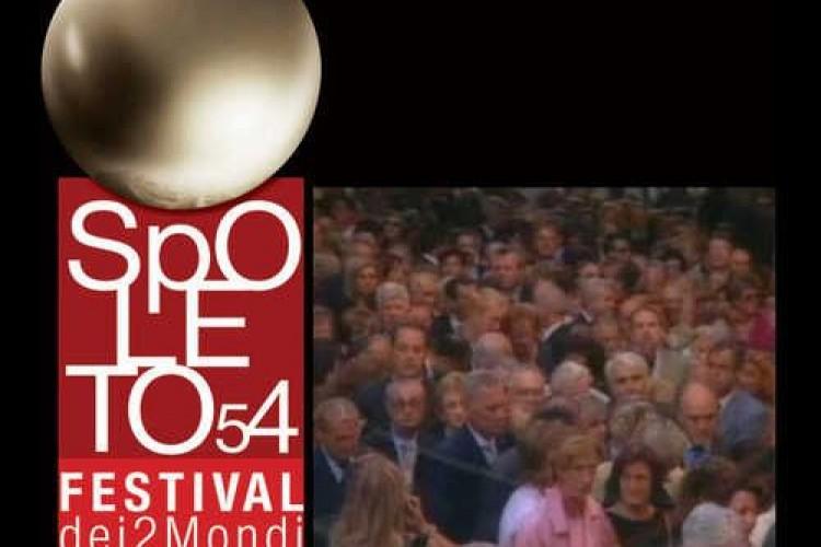 54° Festival dei Due Mondi di Spoleto