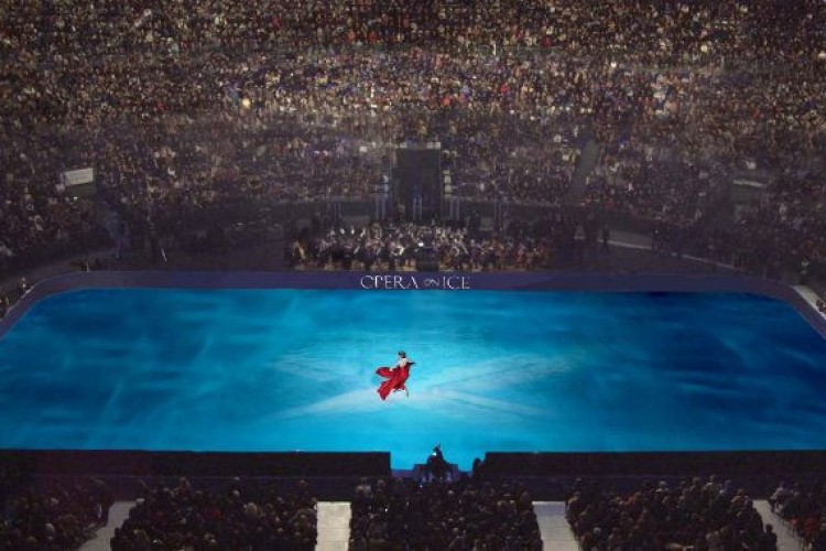 Opera On Ice: pattinaggio artistico e opera lirica si incontrano in un evento
