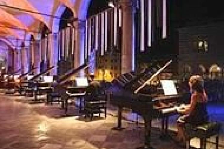 I Piano Twelve riaccendono il Duse