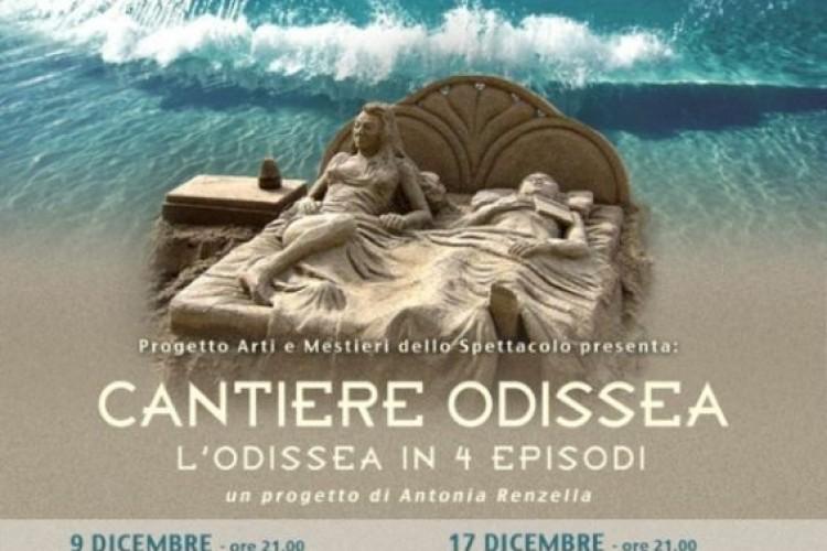 'Cantiere Odissea' a L'Aquila: da Ulisse a oggi