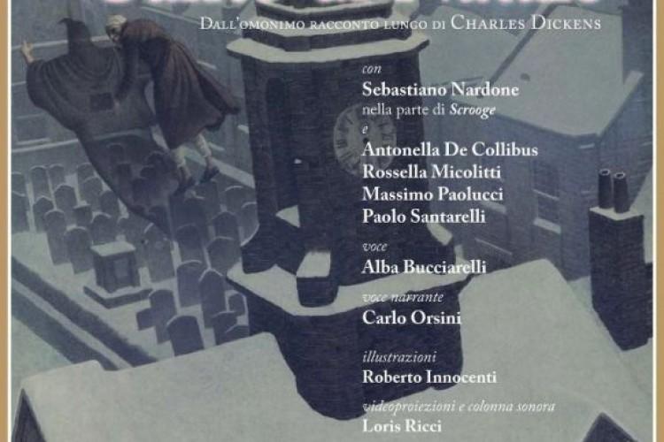 """""""Canto di Natale"""" di Dickens... a Pescara e Chieti"""