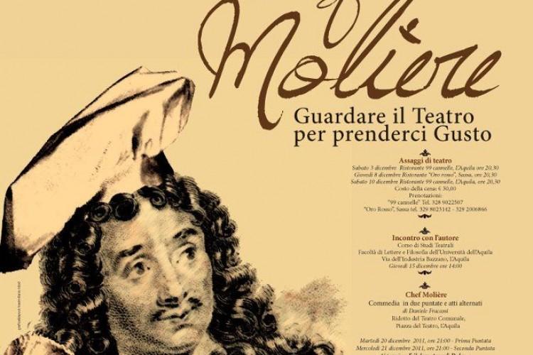 Goldoni, Moliere... e Fracassi