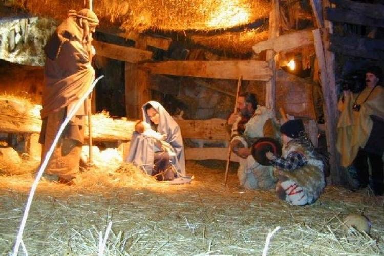 La tradizione dei presepi viventi in provincia di L'Aquila