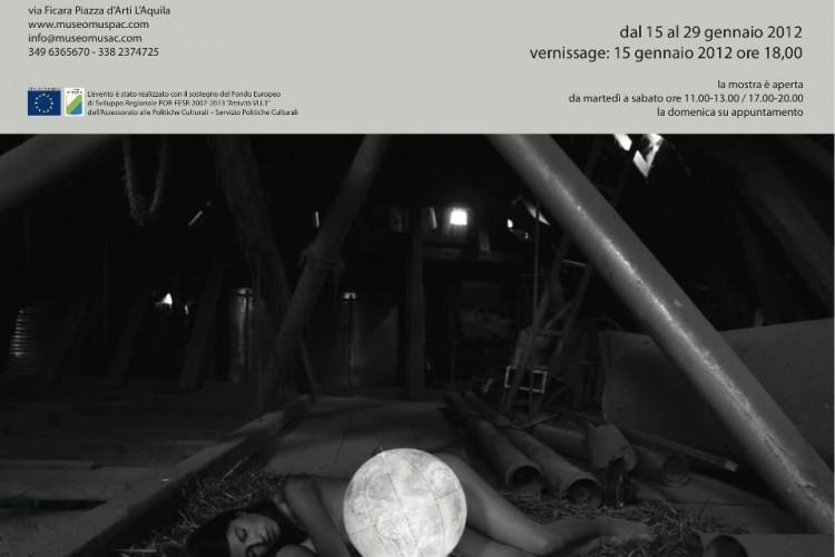 Mostra fotografica 'Crepuscular' di Maria Semmer a L'Aquila
