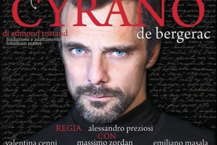 Rinviate le date teramane del 'Cyrano de Bergerac' con Alessandro Preziosi