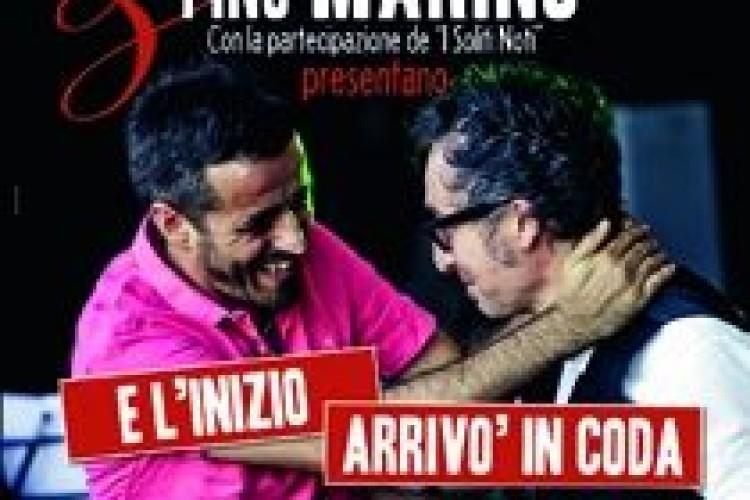 Daniele Silvestri e Pino Marino... tra teatro e musica a Lanciano