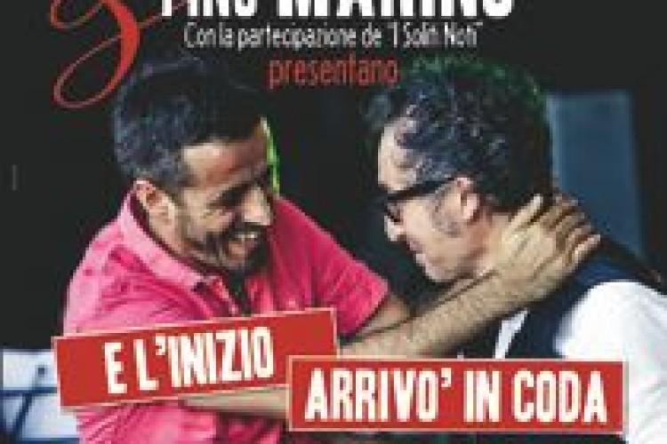 Annullato il concerto di Daniele Silvestri e Pino Marino a Lanciano (CH)