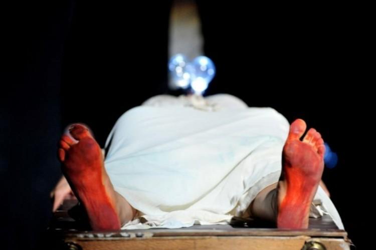 Il 'Giulio Cesare' di Andrea Baracco in scena al Globe Theatre di Londra
