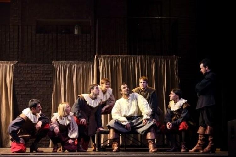 XXV Salone internazionale del Libro: il TSA e gli attori del 'Cyrano' a Torino