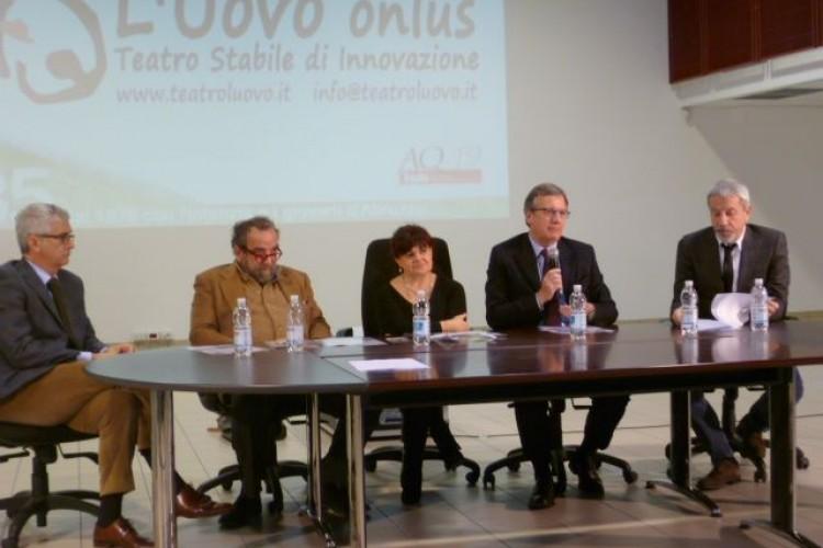 L'Uovo presenta la nuova stagione artistica, tra cui il nuovo show di Covatta