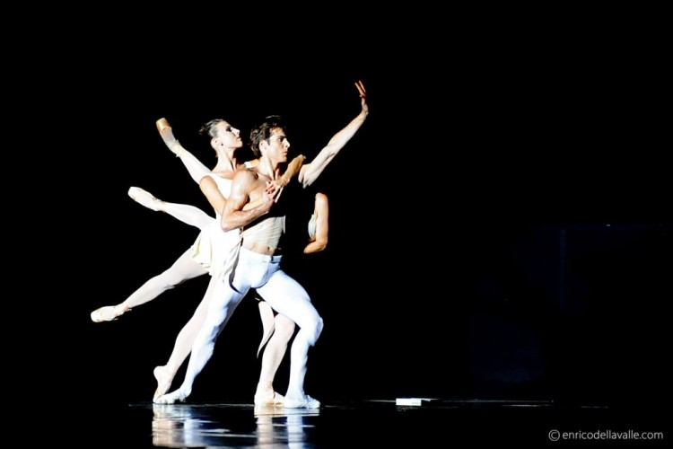 GALA BALANCHINE  E STELLE DEL NEW YORK CITY BALLET A ROMA