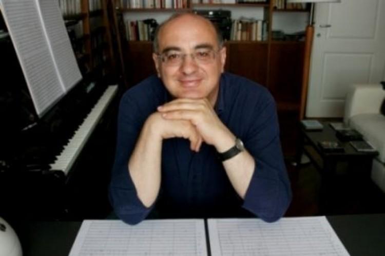 Germano Mazzocchetti dirige le sue musiche per la stagione dell'ISA