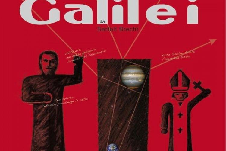 'Galileo Galilei' al Teatro dei Marsi di Avezzano (AQ)
