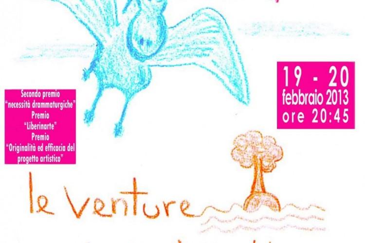 """""""Le venture degli idioti"""", in due serate, al Teatro Lo Spazio di Roma"""