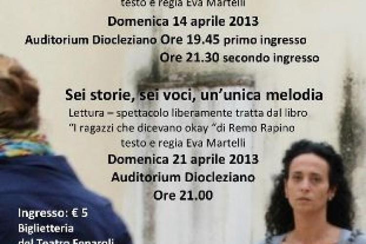 La tragedia di Marcinelle e la resistenza lancianese per 'Teatro della memoria'