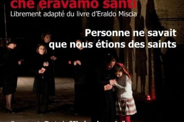 Eva Martelli dirige la pièce sul 'perchè' dell'emigrazione a Marcinelle
