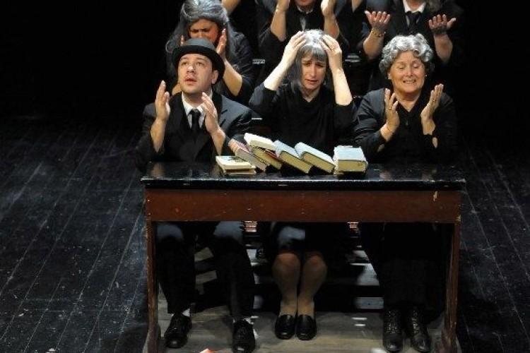 Nanni Garella, il teatro che si apre alla vita