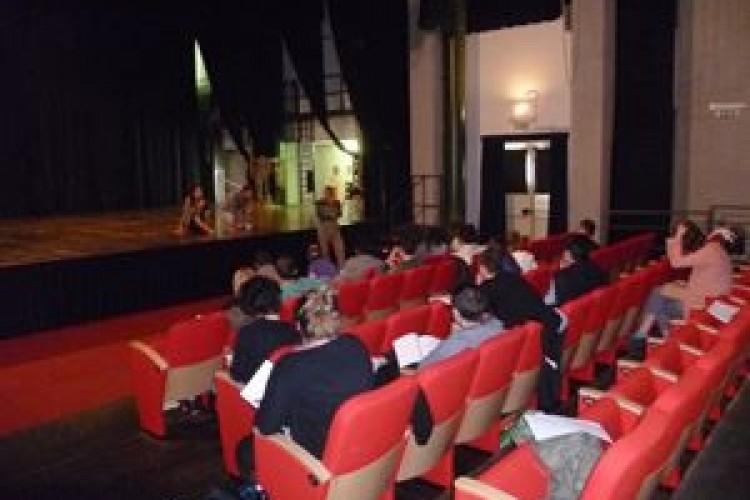 Nikolaj Karpov a L'Aquila incontra il pubblico