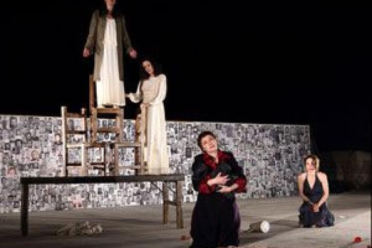 Le Troiano al Teatrop Romano di Ascoli Piceno chiudono Rassegna Teatri Antichi
