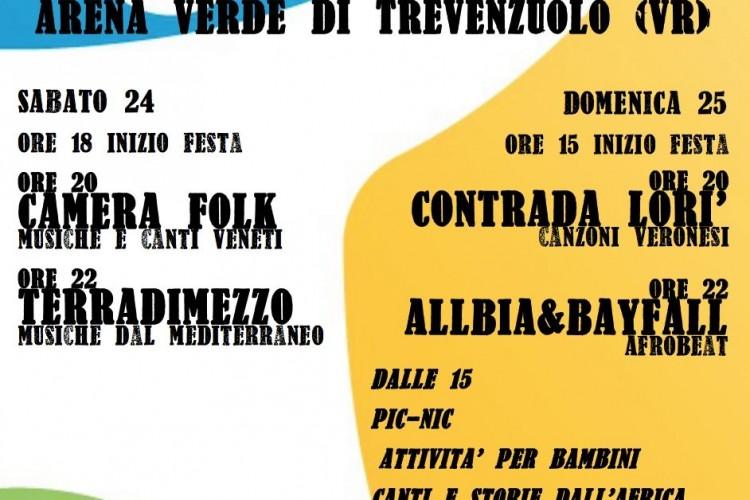 A Trevenzuolo (VR) il primo Festiva Musicale vicino e Lontano