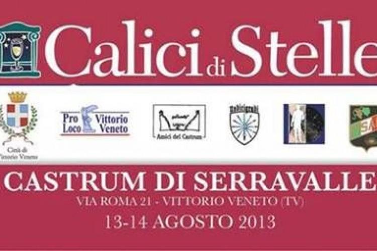 Calici di Stelle, la festa del Vino arriva a Vittorio Veneto (TV)