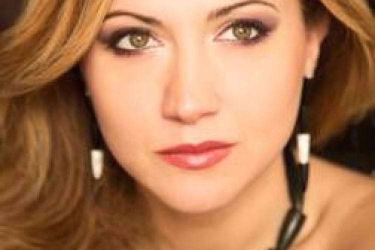 Desirée Rancatore la soprano palermitana, canta con la London Symphony Orchestra