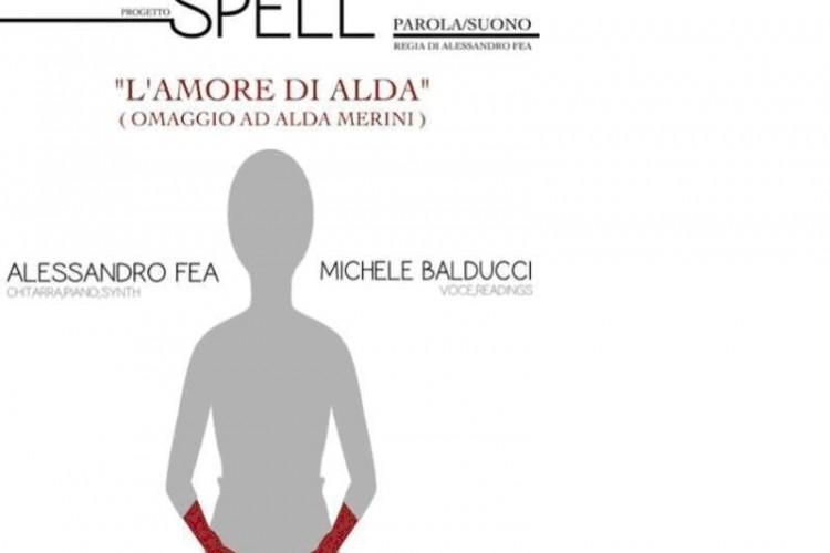 <i>Spell L'amore di Alda</i> al Tor Bella Monaca di Roma