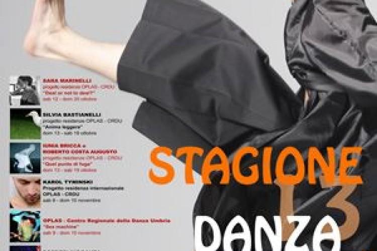 Al via stagione di Danza del Teatro Bruni di Umbertide