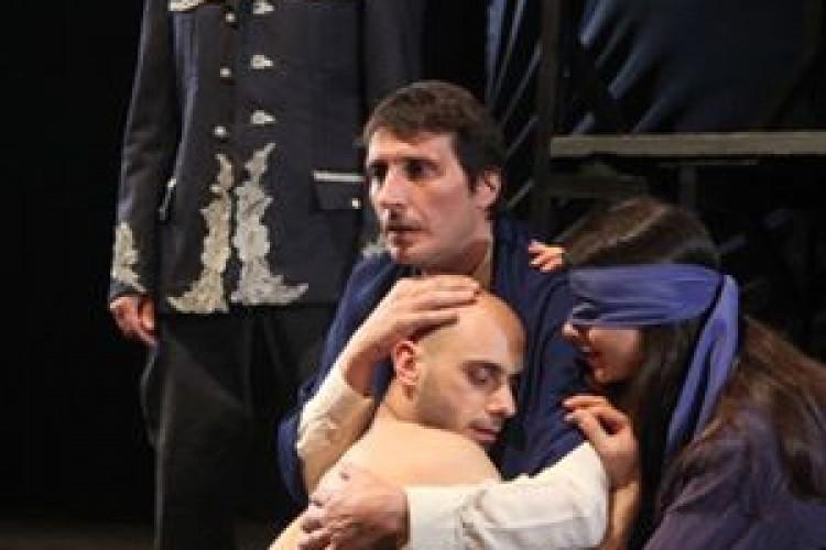 La guerra di Kurukshetra al teatro Olimpico di Vicenza