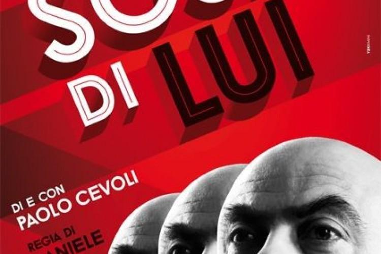 Paolo Cevoli alle prese con «il sosia di lui»