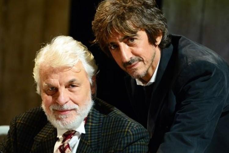 Michele Placido e Sergio Rubini incontrano il pubblico