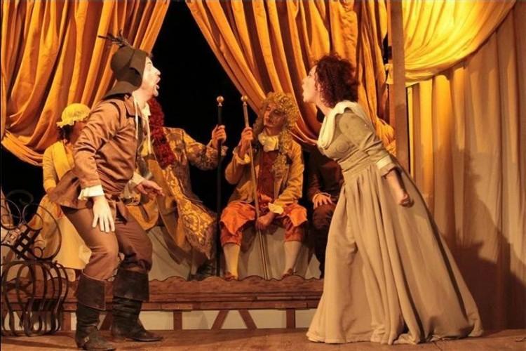 Molière, Goldoni, Euripide e Shakespeare al Teatro Comunale di Atessa (CH)