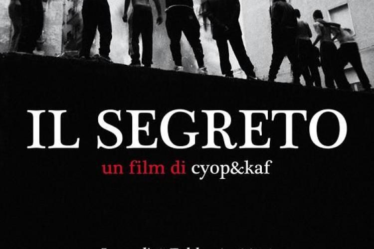 Cyop&Kaf ed il loro 'il Segreto' tra i vicoli di Napoli