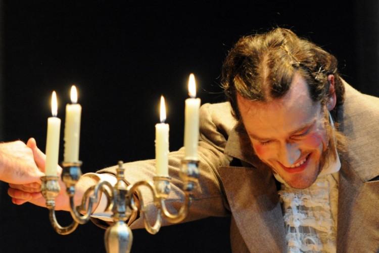 Il Don Giovanni di Molière diventa bizzarro per la Compagnia Gank