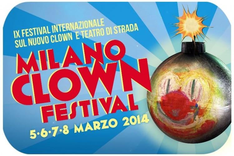Il Clown festival torna a Milano dal 5 all'8 marzo