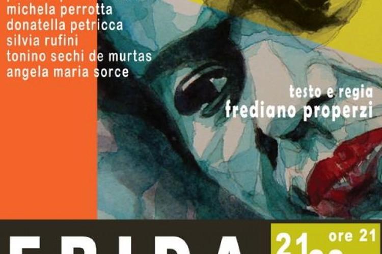 Debutta il 21 Marzo lo spettacolo de 'L'ombelicolo' dedicato a Frida Kahlo