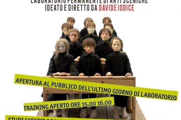 Apre le porte la 'Scuola Elementare Del Teatro' di Davide Iodice