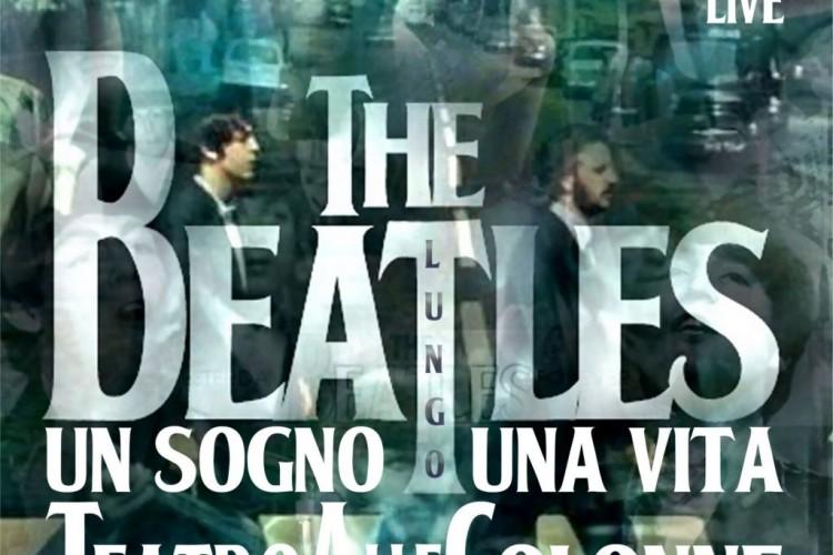 Tutta la magia dei Beatles per una sera al Teatro alle Colonne