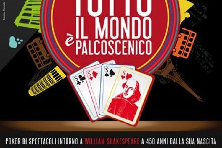 Shakespeare contemporaneo per 5 sere al Sancarluccio di Napoli
